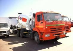 Автобетоносмеситель 69361T шасси КАМАЗ 65115-42, 2017. Автобетоносмеситель 69361T шасси Камаз 65115-42, 11 700 куб. см., 7,00куб. м.