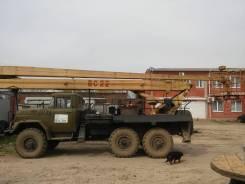 ЗИЛ 131. Автовышка ВС-22, 6 000куб. см., 22м.