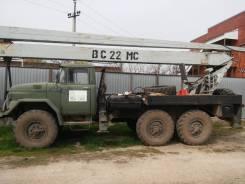 ЗИЛ 131. Автовышка ВС 22 МС, 6 000куб. см., 22м.