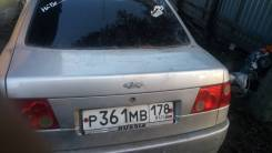 Крышка багажника. Nissan Cherry Chery Amulet