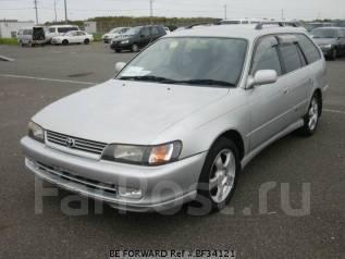 Обвес кузова аэродинамический. Toyota Corolla, EE108G, AE101G, EE100, AE109V, CE107V, AE101, AE104, CE105V, EE107V, AE104G, CE100G, EE106V, CE100, EE1...