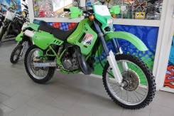 Kawasaki KDX 125SR. 200 куб. см., исправен, птс, без пробега