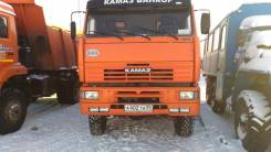 КамАЗ 65225-22. Самосвал Камаз 6522, 2 000 куб. см.