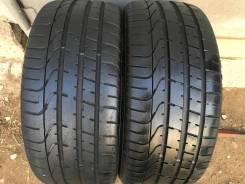 Pirelli P Zero. Летние, 2015 год, износ: 20%, 2 шт
