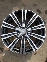285/50R20 Bridgestone DM-V2. 9.5x20 5x150.00 ET45