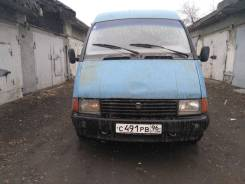 ГАЗ 2705. Газ 2705, 2 400куб. см., 1 500кг.
