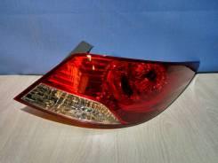 Фонарь правый Hyundai Solaris 1 (2011-2017) [924024L030]