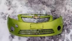 Chevrolet Spark 3 Бампер передний