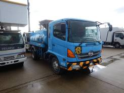 Hino Ranger. Продам бензовоз 4.2 м3 HINO-Ranger 2005 год без пробега по РФ, 6 400куб. см.