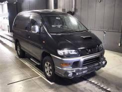 Mitsubishi Delica. автомат, 4wd, 2.8, дизель, 74тыс. км, б/п, нет птс. Под заказ