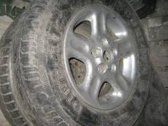 Комплект литых колес для Фриландера 205/70R15