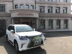 Аренда автомобиля Lexus LX450d/LX570 2017 г с водителем 2000 руб/час