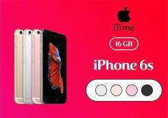 Apple iPhone 6s. Новый, 16 Гб, Серый