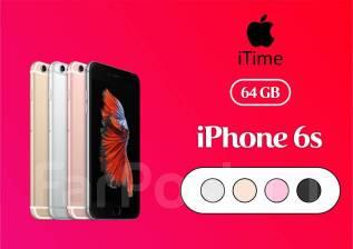 Apple iPhone 6s. Новый, 64 Гб, Желтый, Золотой