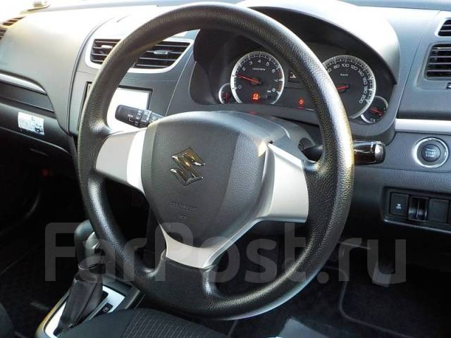 Suzuki Swift. автомат, передний, 1.2, бензин, 39 тыс. км, б/п. Под заказ