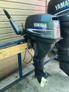 Yamaha. 15,00л.с., 4-тактный, бензиновый, нога L (508 мм), 2007 год год