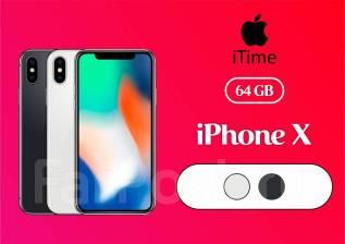 Apple iPhone X. Новый, 64 Гб, 3G