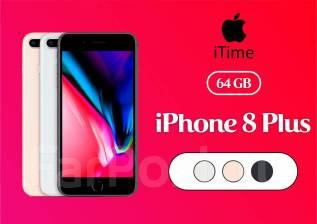 Apple iPhone 8 Plus. Новый, 64 Гб, 3G