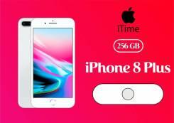 Apple iPhone 8 Plus. Новый, 256 Гб и больше, Серебристый