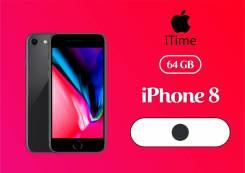 Apple iPhone 8. Новый, 64 Гб, Серый