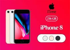Apple iPhone 8. Новый, 256 Гб и больше, 3G