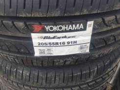 Yokohama BluEarth AE-01, 205/55R16 91H