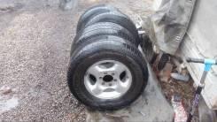"""Продам комплект колес. 6.5x16"""" 6x139.70 ET40 ЦО 100,3мм."""