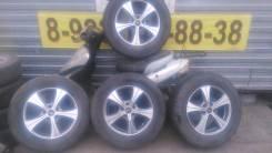 """MAXX Wheels. 6.5x16"""", 5x114.30, ET45"""