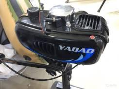 Yadao. 3,50л.с., 2-тактный, бензиновый, нога S (381 мм), Год: 2017 год