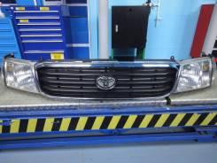 Планка под фары. Toyota Land Cruiser, FZJ100, FZJ105, HDJ100, HDJ100L, HDJ101, HDJ101K, HZJ105, HZJ105L, UZJ100, UZJ100L, UZJ100W Двигатели: 1HDFTE, 1...