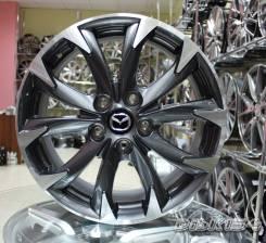 """Mazda. 7.0x17"""", 5x114.30, ET50, ЦО 67,1мм."""