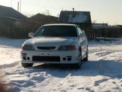 Toyota Chaser. GZX100