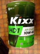 Kixx HD1. Вязкость SAE 10W-40, синтетическое
