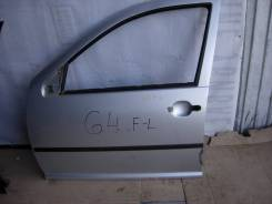 Дверь боковая. Volkswagen Golf, 1E7, 1J1, 1J5 Двигатели: AAM, ADZ, AEH, AFN, AFT, AGG, AGN, AGP, AGR, AGU, AGZ, AHF, AHU, AHW, AJM, AKL, AKQ, AKR, AKS...