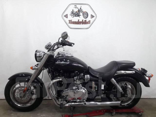 продам мотоцикл Triumph Bonneville America Black American Edition