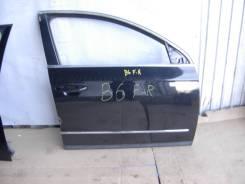 Дверь боковая. Volkswagen Passat, 3C5, 3C2 Двигатели: BXE, CDGA, BKP, CAXA, CDAA, CBAC, CBAB, CBBB, BLF, BZB, CBDC, CGYA, BWA, CAYC, BVY, BVX, AXZ, AX...