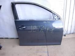 Дверь боковая. Volkswagen Jetta, 1K2 Двигатели: BLX, BMY, BLR, CJAA, BLS, BVZ, BVY, BKD, CBDB, BKC, BSE, BSF, BXE, BLY
