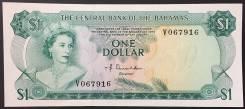 Доллар Багамский.