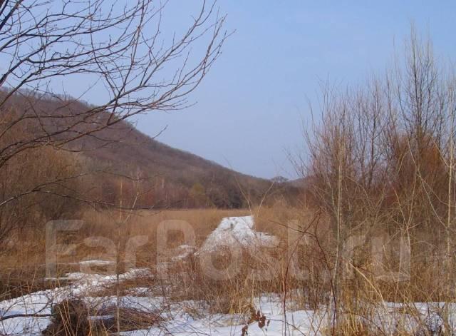 Земельный участок для фермерства, усадьбы или базы отдыха в с. Горное. 14 101кв.м., собственность, вода. Фото участка