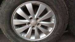 Продам диски Enkei Subaru Prius Allion Premio Wish. 6.0x15, 5x100.00, ET48, ЦО 56,1мм.