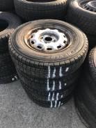 Dunlop DSX. Зимние, без шипов, 2007 год, 10%, 4 шт. Под заказ
