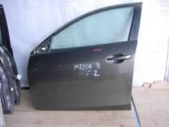 Дверь передняя левая Mazda 3 хэтчбэк