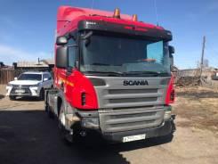 Scania P380. Scania P 380, 11 705 куб. см., 30 000 кг.