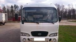 Hyundai County. Продам автобус 2010 г. в., 3 910куб. см., 16 мест