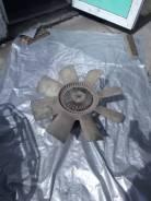 Вентилятор охлаждения радиатора. Hyundai Gold