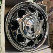 "M'z SPEED JJ Chrome. 4.5x13"", 4x100.00, ET45, ЦО 67,0 мм."
