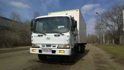 Hyundai HD120. Hyundai hd 120 фургон 2012г., 6 606куб. см., 7 000кг.