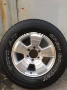 Классные колеса! Prado, Surf, диски и шины Япония!. 7.5x17 6x139.70 ET30 ЦО 110,3мм.