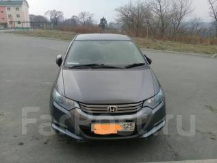 Honda Insight. автомат, передний, 1.3 (88л.с.), бензин
