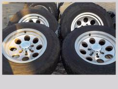 "Mickey Thompson. 8.0x16"", 6x139.70, ET0, ЦО 108,0 мм."
